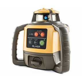 Laser/waterpasinstrument...