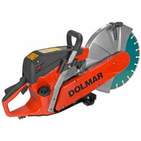 Dolmar PC-6112 doorslijper...