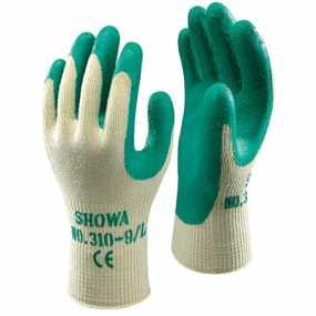 Showa 310 handschoen groen