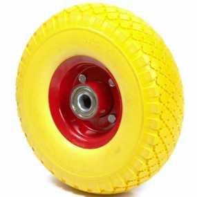 ANTI-LEK wiel 300X4 steekwagen