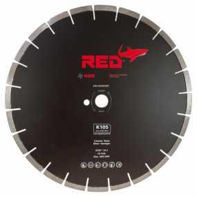 KGS RED K105 Ø350mmx25.4...