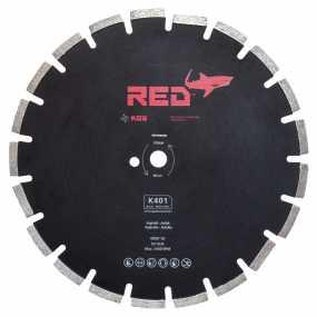 Red K401 diamantzaag asfalt
